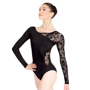 MIRELLA LACE LEOTARD ⭐️